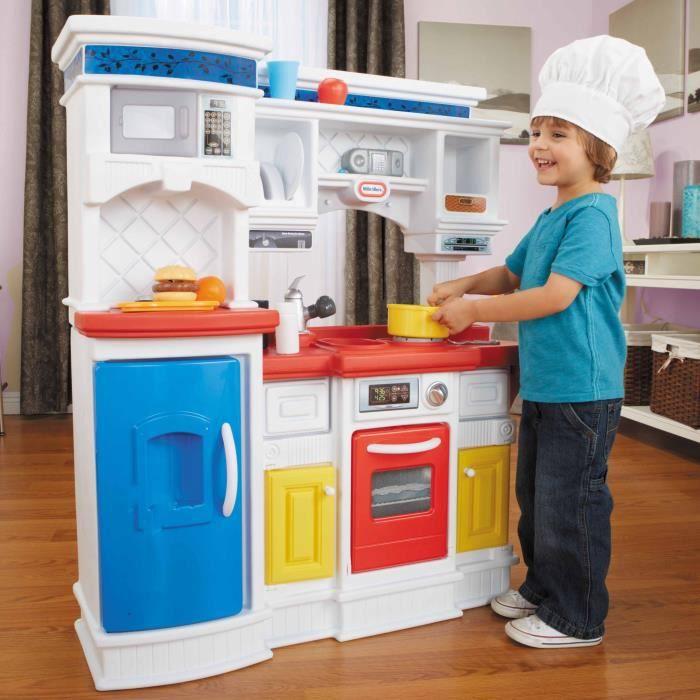 Cuisine little tikes - Achat / Vente jeux et jouets pas chers