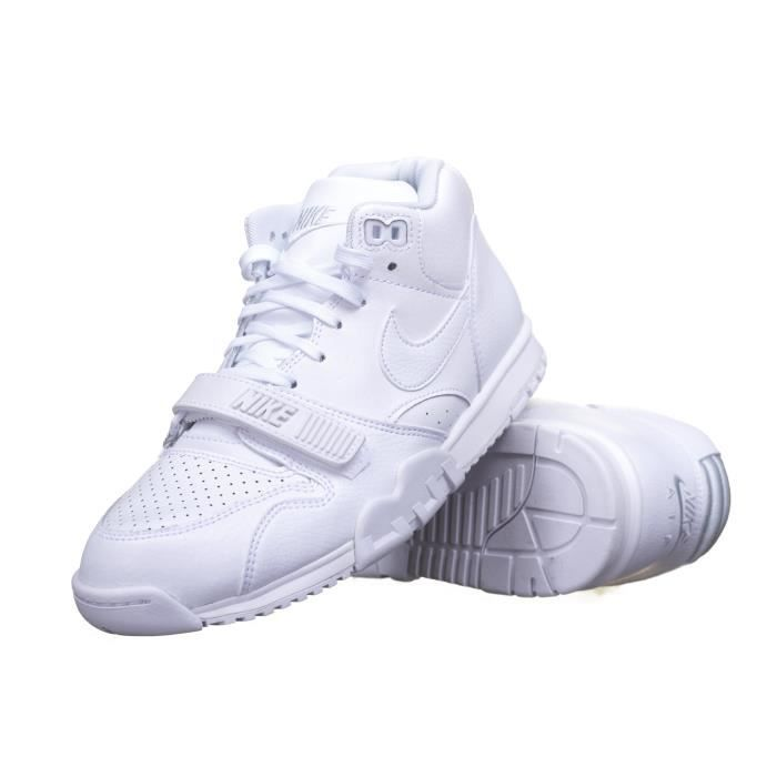 official photos 15d91 5082f BASKET Chaussure Nike Air Trainer 1 Mid 317554