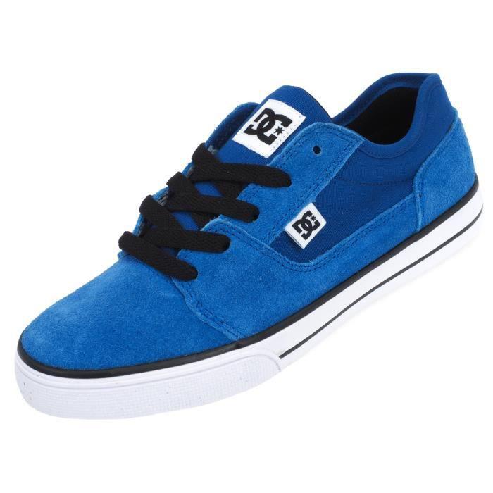 Chaussures skateboard Tonik jr blue UGwmg7g