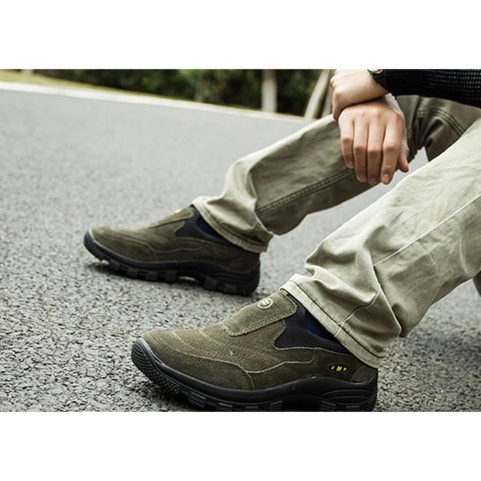 ge moyen Sport Bntiskid Chaussures de randonn ...