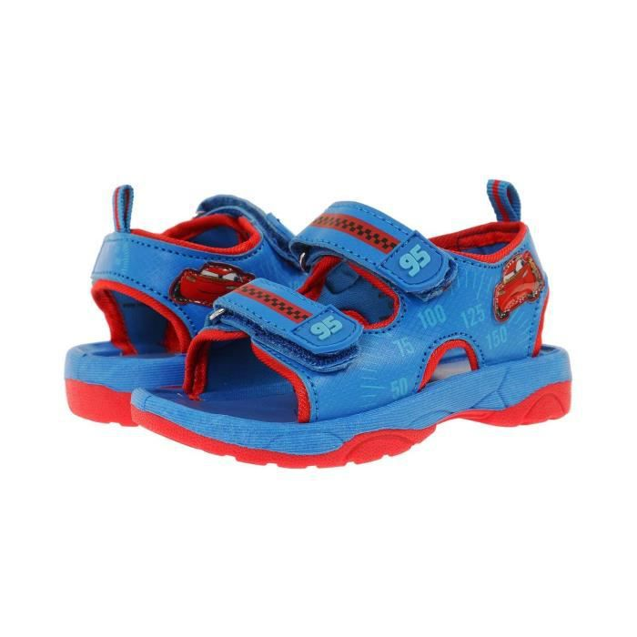 sandales cars disney bleu bMzae