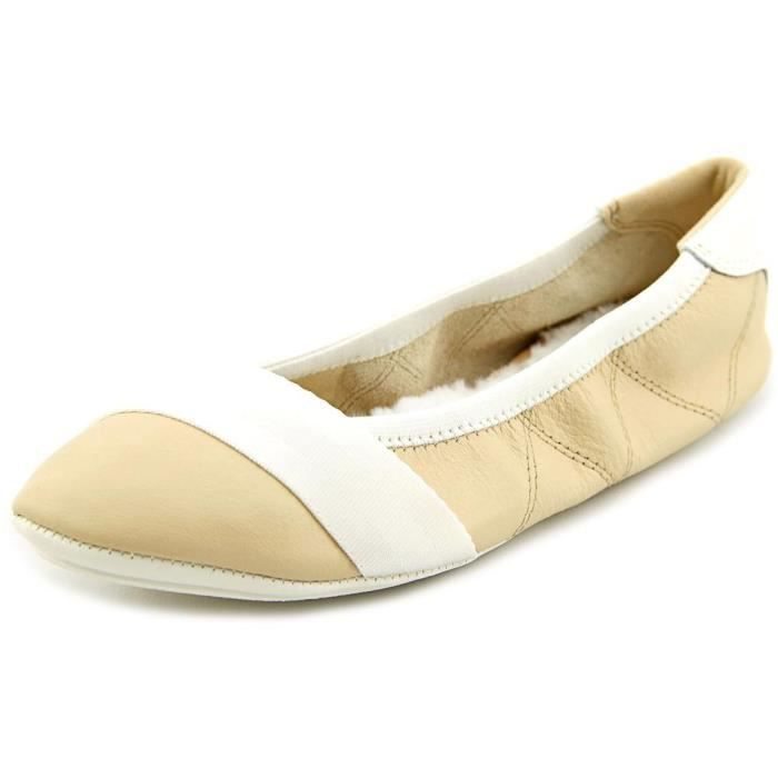 Nc Fur Vente Achat Plate Chaussure Cuir Puma Rhythm Beige p5Pq4A