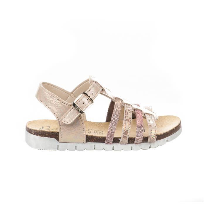 Nu-pieds fille - BOPY - Dore - EGERIA - Millim