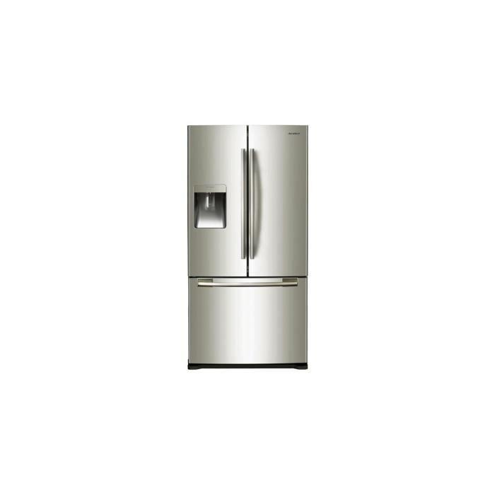 SAMSUNG Réfrigérateur 3 Portes - 450L (332+118) - A+ - 178x81,7x71,5 -  Dist. Eau (réservoir) -