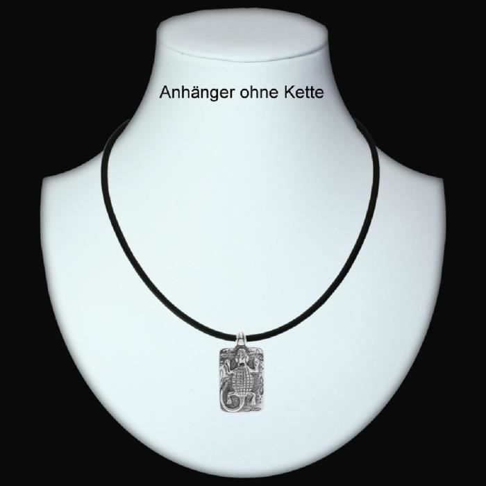 In Collections - 10203574100 - Pendentif Mixte - Argent 925-1000 7.00 Gr HRNX9