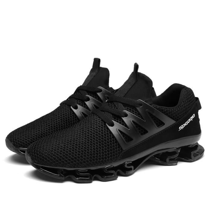 Chaussures Hommes baskets Course Confortable Sneakers pour de r1nrqfg