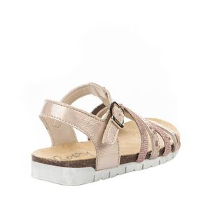Nu-pieds fille - LITTLE DAVID - Taupe - 117143466 - Millim hBHLe9031