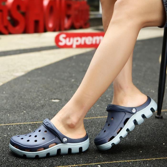Nouveau mode Big Taille d'été Casual Shoe Sandal Cool Men