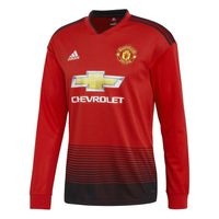 Maillot Domicile Manchester United LONGUES