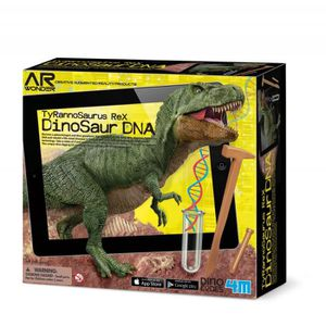 NATURE - ANIMAUX 4M AR WONDERS Kit scientifique adn - Tyrannosaurus