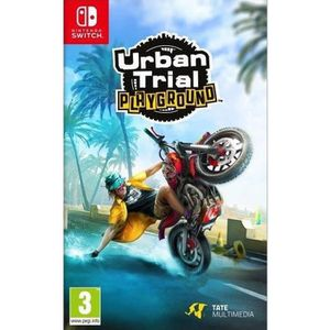 JEU NINTENDO SWITCH Urban Trial Playground Jeu Switch
