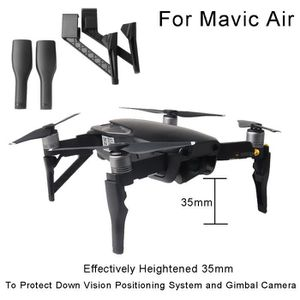 DRONE 4PCS Extension 35mm de train d'atterrissage Jambes