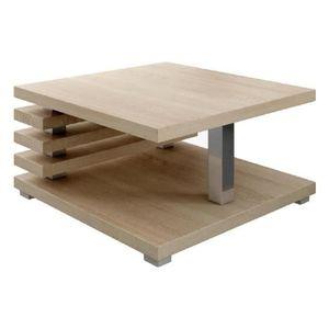 table basse en bois achat vente table basse en bois pas cher cdiscount. Black Bedroom Furniture Sets. Home Design Ideas