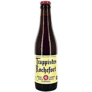 BIÈRE Trappistes Rochefort 6 7.5° 33 cl 8 x 33 cl