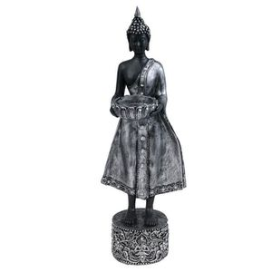 BOUGIE DÉCORATIVE Bouddha Figurine Asie Table Farster Banque Bougies