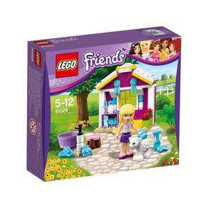 ASSEMBLAGE CONSTRUCTION LEGO Friends 41029 Stéphanie & son Bébé Mouton