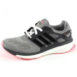 ADISTAR BOOST W ESM BLK - Chaussures Running Femme Adidas - Prix pas ... 544a867da3f3