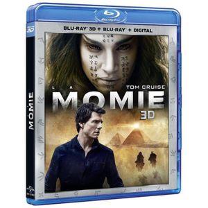 BLU-RAY FILM La Momie (2017) Bluray 3D