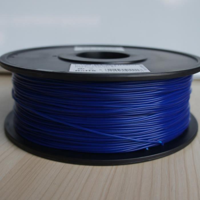 ESUN Filament pour Imprimante 3D PLA ESUN - Bleu ciel - 3 mm - 1kg