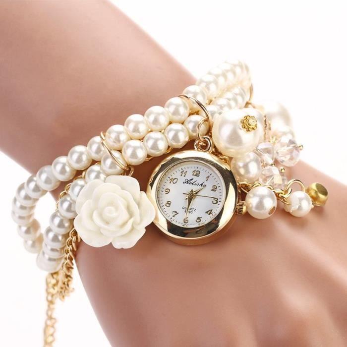 montre perle