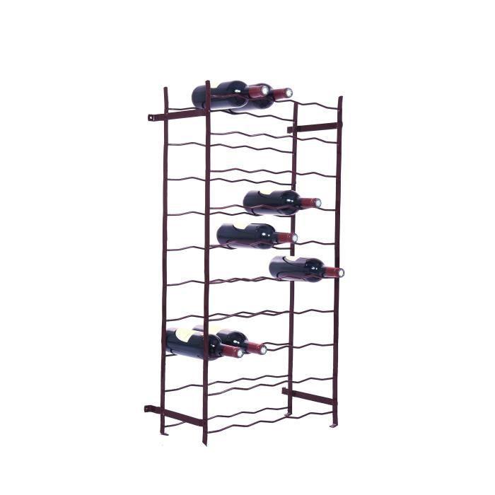 casier a bouteilles 50 places simple lesuper achat. Black Bedroom Furniture Sets. Home Design Ideas