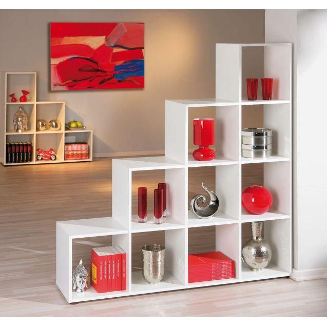 etagere de separation 10 compartiments achat vente meuble tag re etagere de separation 10. Black Bedroom Furniture Sets. Home Design Ideas