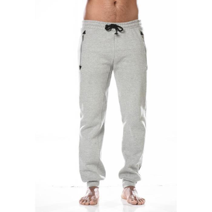 0aee70db907 Pantalon jogging Shawn Gris Gris - Achat   Vente survêtement ...