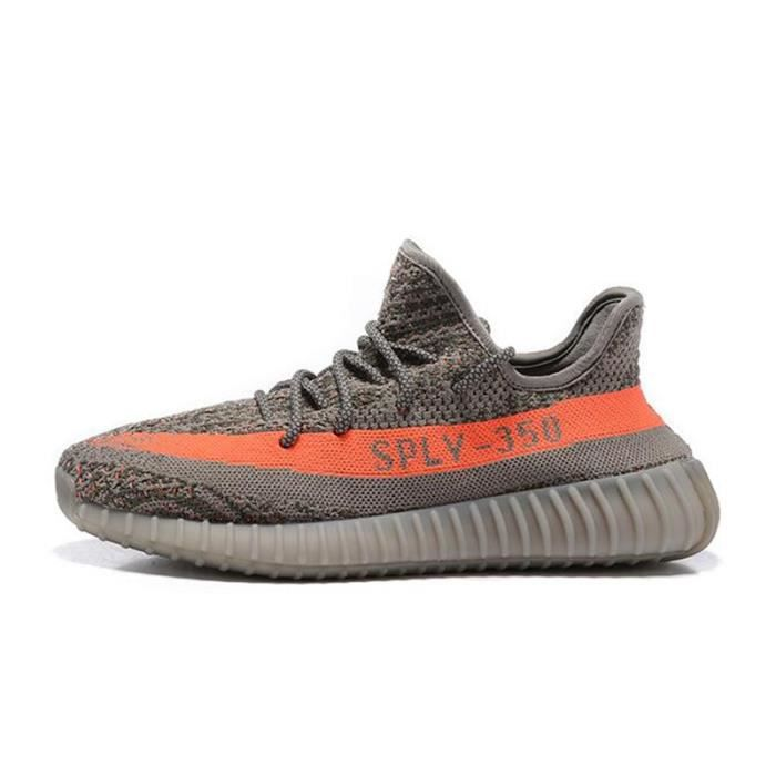 best loved 85f14 ac55e ESPADRILLE ADIDAS YEEZY BOOST 350 BASKETS CHAUSSURES DE COURS