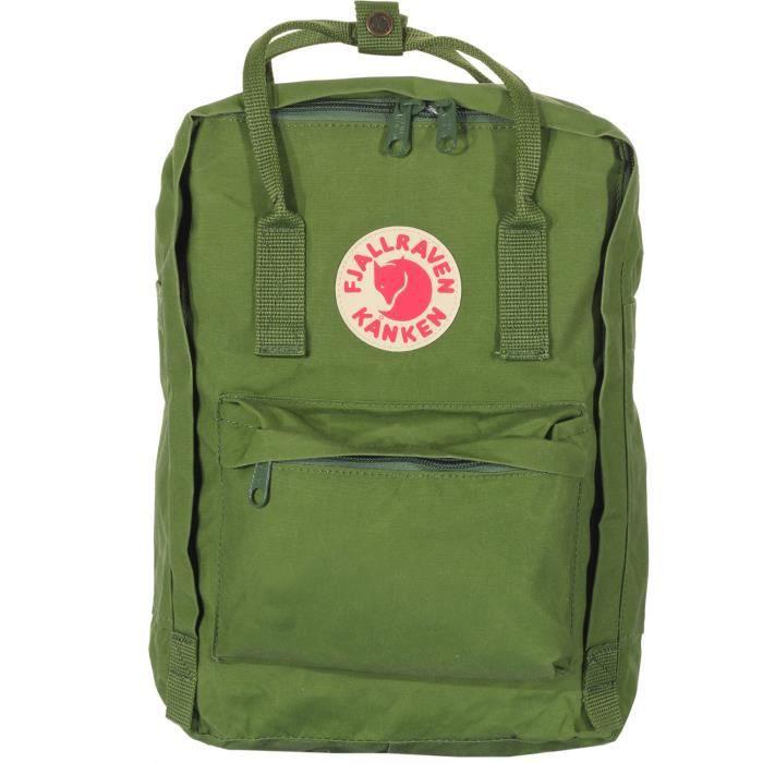 Kanken Achat Sac Vert À 13 Laptop Vente Backpack Fjallraven