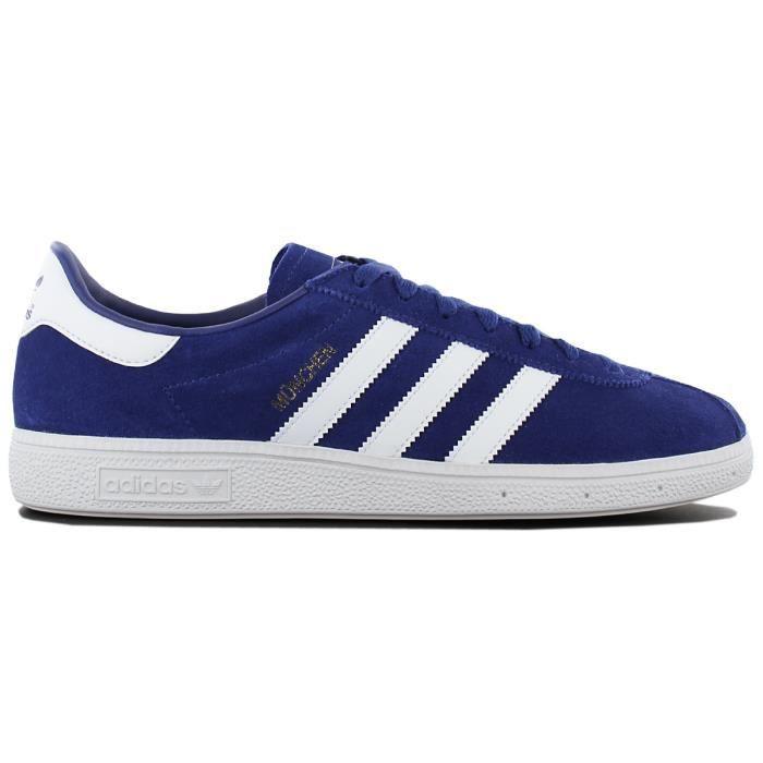 München Originals Baskets Homme By9787 Sneaker Adidas Bleu EDbWeIHY29