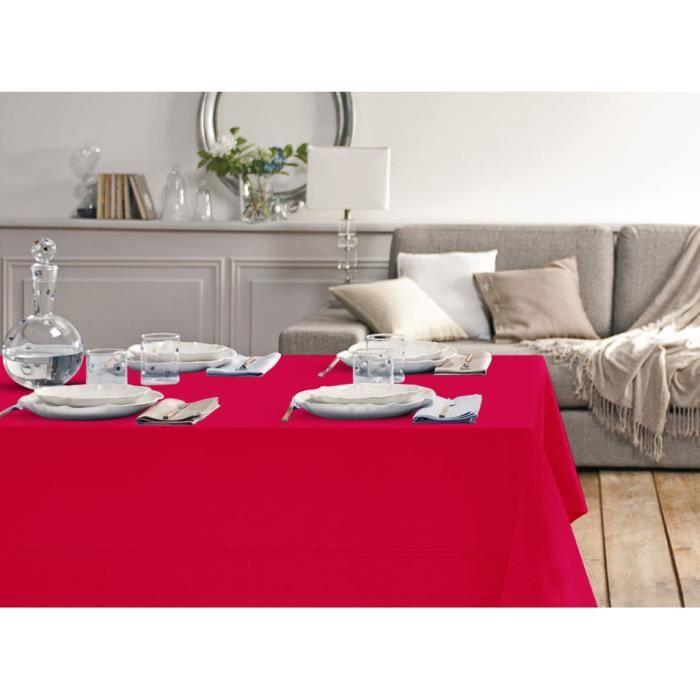 Nappes Anti-Taches - Achat / Vente Nappe De Table - Cdiscount