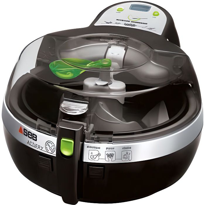 friteuse seb yv970100 actifry 2 en 1 plus - achat / vente friteuse
