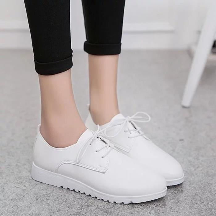 Simple Chaussures Bowknot On Heel Hexq Low Flat beige Carr Q379 Bout Slip Shallow Chaussures Femmes AgCvqw4x