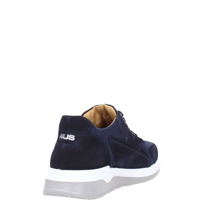 Cesare Paciotti Sneakers Homme Navy