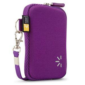 CASE LOGIC UNZB202 Etui pour appareil photo compacte - Violet