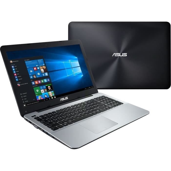 "ASUS PC Portable Reconditionné - R556YI-XX202T - 15,6"" - RAM 4Go - AMD Quad Core A8-7410 - Intel HD Graphics - Stockage 128Go + 1ToORDINATEUR PORTABLE RECONDITIONNE"