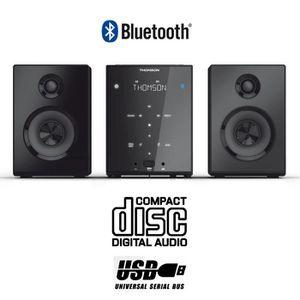 CHAINE HI-FI THOMSON MIC102B Micro Chaîne HiFi Bluetooth