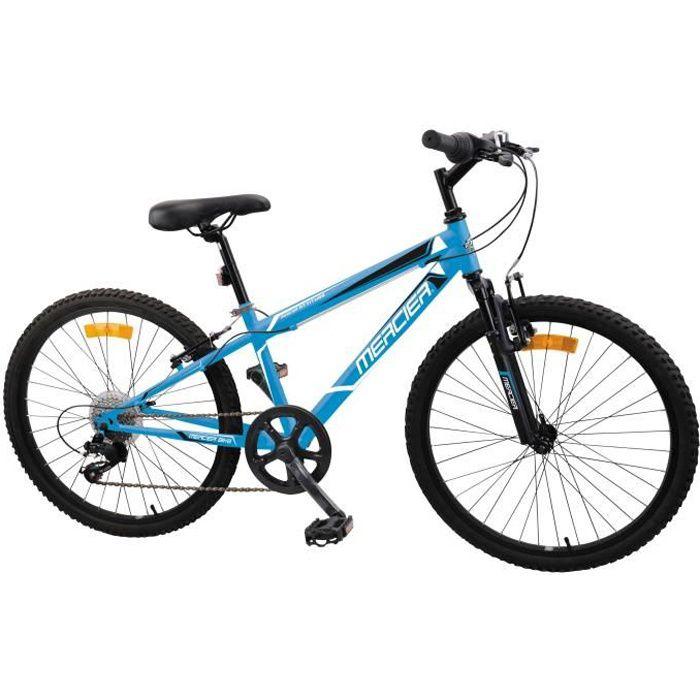 VTT MERCIER Vélo 26'' Cadre Slooping 6 vitesses - Mixt
