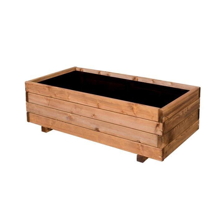 bac en bois achat vente pas cher. Black Bedroom Furniture Sets. Home Design Ideas