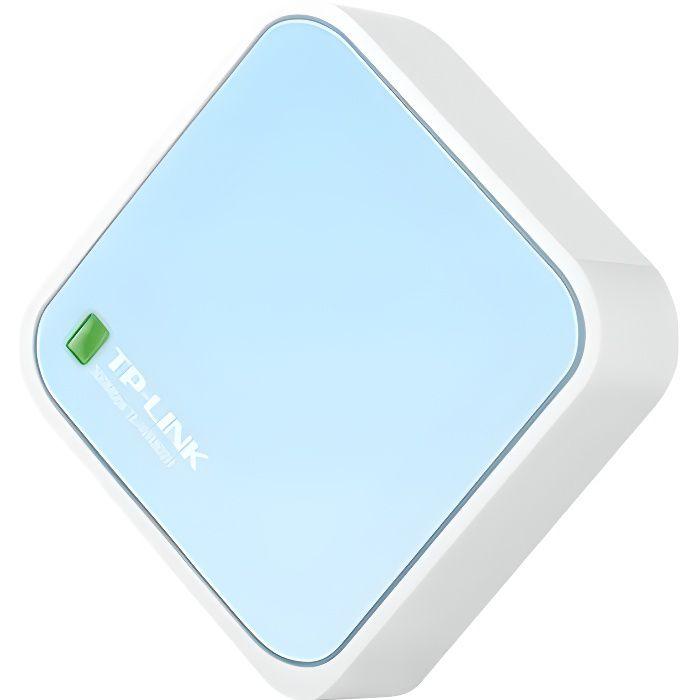 TP-LINK Routeur -WR802N WiFi N 300Mbps - Prix pas cher - Cdiscount 0efa2cb6a18