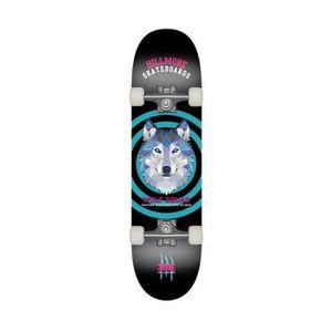 SKATEBOARD - LONGBOARD HILLMORE Skateboard Wolf Squad