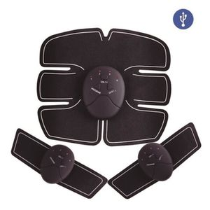 PACK FITNESS - GYM FYTTER Musculation Abdominaux Patchs hydrogel sans