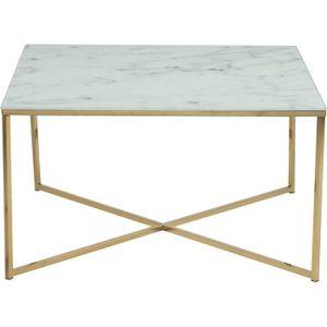 table basse carree metal achat vente table basse carree metal pas cher cdiscount. Black Bedroom Furniture Sets. Home Design Ideas