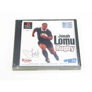 JEU PS1  - Jonah Lomu Rugby