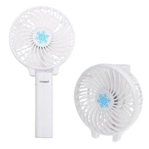 VENTILATEUR ANTCOOL(R) Ventilateur pliable électrique à piles