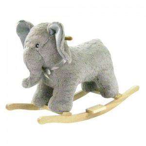 JOUET À BASCULE Portique et balancoire Petit elephant a bascule