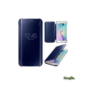 HOUSSE - ÉTUI DuoHao® Etui Samsung Galaxy S6 EDGE Plus Etui Raba d17568a4a1b