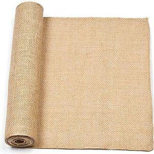rouleau de toile de jute naturelle pour les loisirs cr atifs base de tissu les collages et. Black Bedroom Furniture Sets. Home Design Ideas