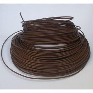 fil electrique marron trendy ces fils taient branch a puis au dessus de un autre fil marron. Black Bedroom Furniture Sets. Home Design Ideas