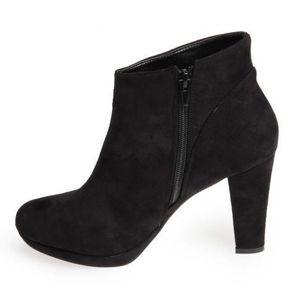 BOTTINE Low boots Hype noir ...